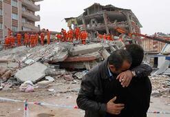 Depremden sonra binadaki hasar SMS ile cep telefonlarınıza iletilecek