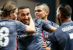 Beşiktaş, Avrupa kupalarında 201. maçına çıkıyor