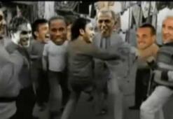G.Sarayın izlenme rekoru kıran videosu