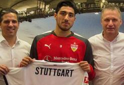 Berkay Özcan 2021e kadar Stuttgartta