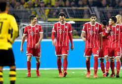 Borussia Dortmund - Bayern Münih: 1-3