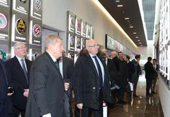 UEFA Stadyum ve Güvenlik Komitesi Toplantısı Rivada yapıldı