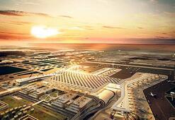 3. havalimanına daha açılmadan ödül yağıyor