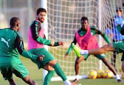 Bursasporda Kardemir Karabükspor maçı hazırlıkları