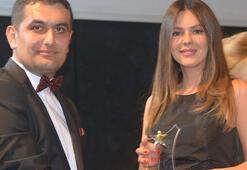 Web TV haber spikerliğinde ilk ödül