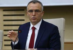 Maliye Bakanı Ağbaldan flaş açıklamalar