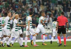 Bursaspor - Osmanlıspor: 3-1