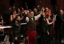 Hakan Şensoy yönetiminde müzik ziyafeti