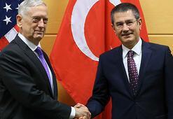 Bakan Canikli, ABD Savunma Bakanı Mattis ile görüştü