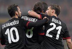 Hakan asist yaptı, Milan farklı kazandı