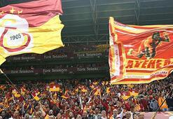 Galatasarayda derbi bereketi 8 milyon TL