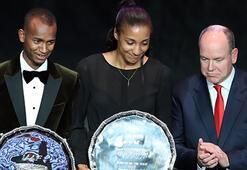 Yılın atletleri: Essa Barshim-Nafissatou Thiam