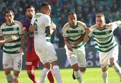 Bursaspor 2-1 Kardemir Karabükspor
