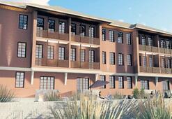 Saraçoğlu, 'Türk Evi' temasıyla tasarlanacak