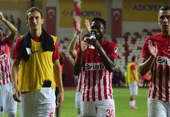 Antalyaspor, Osmanlıspor maçında ortaya konan mücadeleden mutlu