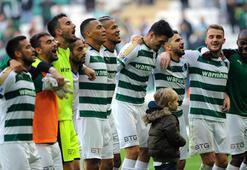 Bursaspor 90 maç sonra bir ilki başardı