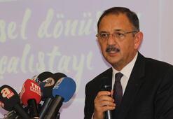 Bakan Özhaseki:Yaptığımız çalışmaların her biri arkasında yoğun bir emek var