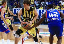 Fenerbahçe Doğuş, Yunanistan deplasmanında