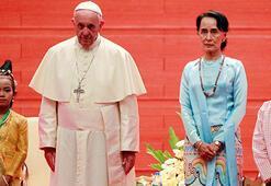 Papa Myanmara gitti ama...