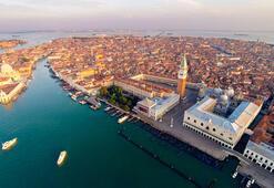 Kanallar şehri Venedik