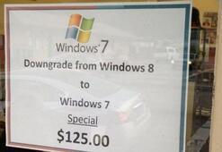 125 dolar verin, Windows 8den kurtulun