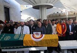 Emektar masör Erkan Kazancıya son görev