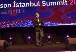 Aykut Kocaman, Watson İstanbul Zirvesine katıldı