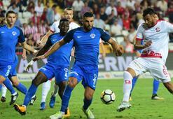 Antalyaspor-Kasımpaşa: 2-1
