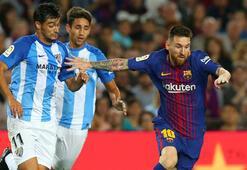 Barcelona-Malaga: 2-0