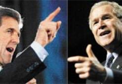 Bush da, Demokrat aday Kerry de Kafatası ve Kemikler üyesi