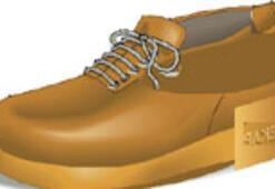Dağa çıkanın rüyası, mekap spor ayakkabısı