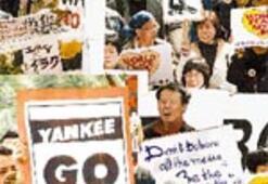 Dünya kamuoyu haykırıyor: 'Yankee go home'