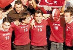Futbol:1 Eğlence:0