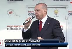 Cumhurbaşkanı Erdoğan: Her an hazırız, şu an sınırdayız