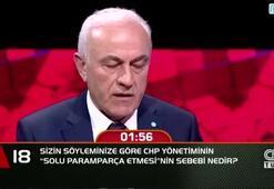 """Sizin söyleminize göre CHP yönetiminin Solu paramparça etmesi""""nin sebebi nedir"""