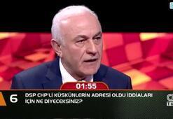 DSP, CHPli küskünlerin adresi oldu iddiaları için ne diyeceksiniz