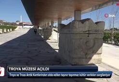 Troya Müzesi açıldı