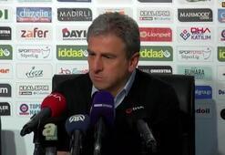 Hamza Hamzaoğlu: Eğer bu ligde kalmak istiyorsak...