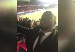 Manchester United golü attı Evra ve Pogba çıldırdı