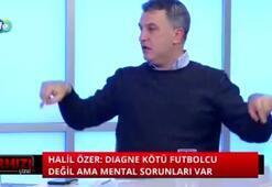 Mehmet Ayandan Diagne için dikkat çekici iddia