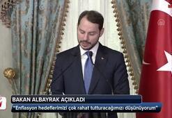 Bakan Albayrak: Enflasyon hedeflerimizi çok rahat tutturacağız