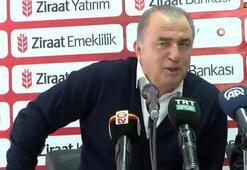 Fatih Terim: Futbolcular skor rehavetine kapıldılar