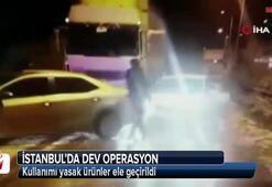 İstanbulda dev operasyon