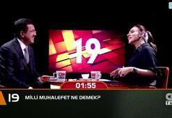 Türkiyenin en büyük eksiği milli muhalefet dediniz. Milli muhalefet ne demek