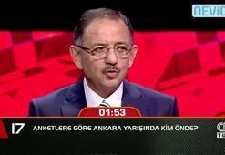 Anketlere göre Ankara yarışında kim önde