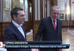 Cumhurbaşkanı Erdoğan, Çiprası kabul etti