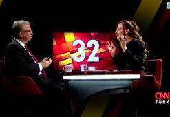Buket Aydın ile 40ın konukları Mehmet Özhaseki ve Mansur Yavaş