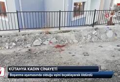 Kütahyada kadın cinayeti