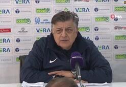 Yılmaz Vural Adana Demirspor teknik direktörü olarak son kez konuştu