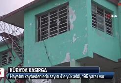 Küba'da kasırgada 4 kişi öldü